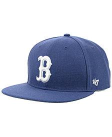 '47 Brand Boston Red Sox Autumn Snapback Cap