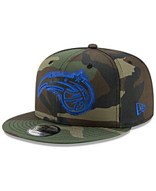 New Era Orlando Magic Overspray 9FIFTY Snapback Cap