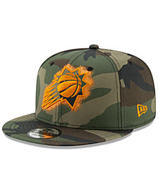 New Era Phoenix Suns Overspray 9FIFTY Snapback Cap