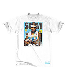 Mitchell & Ness Men's Carmelo Anthony Denver Nuggets Slam Cover T-Shirt