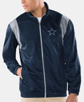 G-III Sports NFL mens Legend Hooded Track Jacket