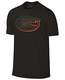 Champion Men's Florida Gators Black Out Dual Blend T-Shirt