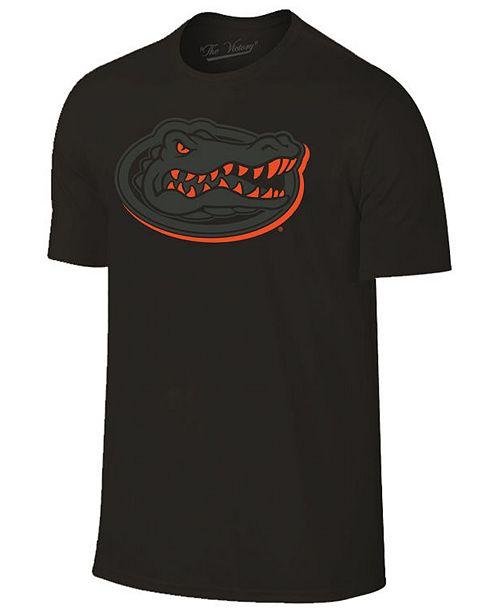 Champion Men's Florida Gators Black Out Dual Blend T-Shirt