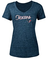 f0395a261 5th   Ocean Women s Houston Texans Script Tri-Blend T-Shirt