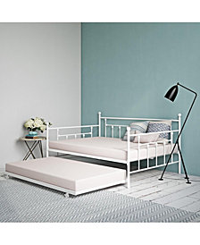 EveryRoom Maisie Full Full Size Daybed and Twin Size Trundle