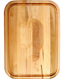 16 In. Meat Holding Wedge Board