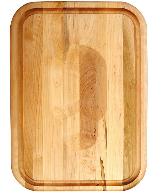 """Catskill Craft 16"""" Meat Holding Wedge Board"""