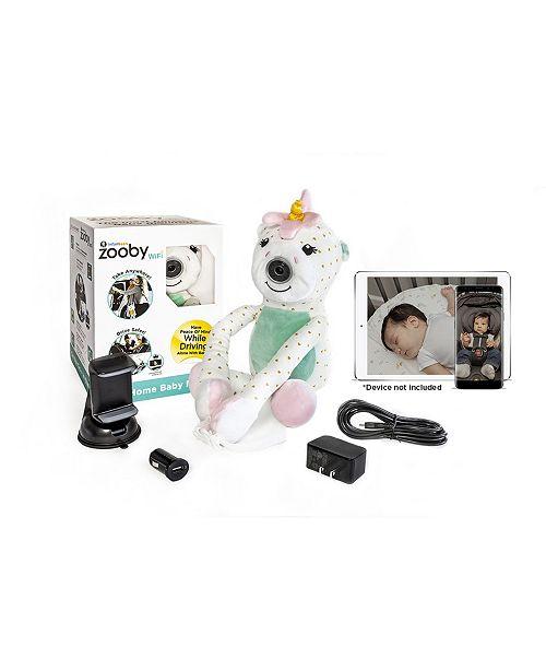 Zooby WiFi Direct Portable Video Baby Monitor - Unicorn