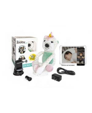 Zooby WiFi Direct Portable Video Baby Monitor - Unicorn