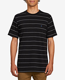 Volcom Men's Striped T-Shirt