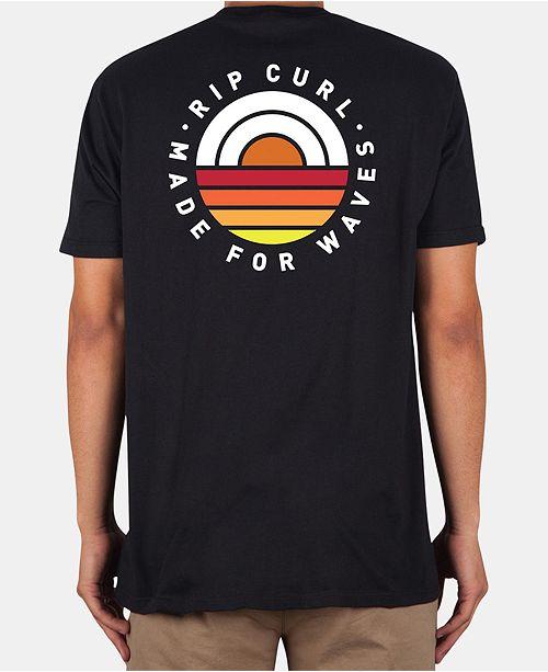 1edea003e Rip Curl Men s Keep Calm Graphic T-Shirt   Reviews - T-Shirts - Men ...