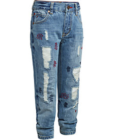 Tommy Hilfiger Little Boys Blue Rebel Jeans