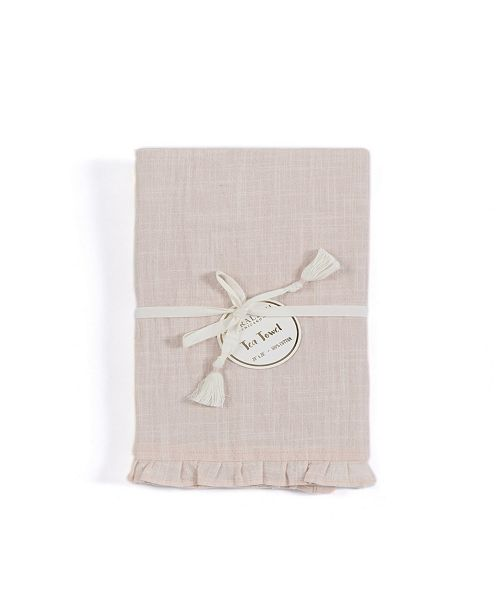 Shiraleah S2 Frilly Tea Towels