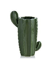 Shiraleah Medium Cactus Vase