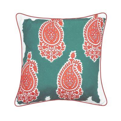 Jaipur Print Outdoor Pillow