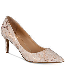 Jewel Badgley Mischka Zuri Evening Pumps