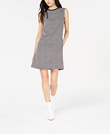 Marella Printed A-Line Dress