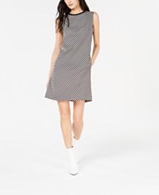 Marella Printed A-Line Dress