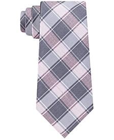 Men's Track Plaid Tie