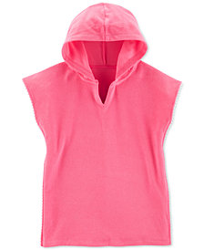 Carter's Little & Big Girls Hooded Cover-Up