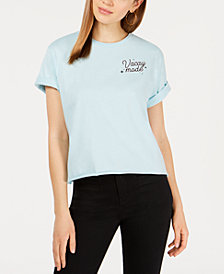 Rebellious One Juniors' Vacay Mode T-Shirt
