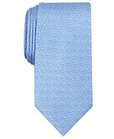 Perry Ellis Men's Oslo Solid Silk Tie