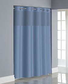 Herringbone 3-in-1 Shower Curtain
