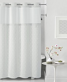 Mosaic 3-in-1 Shower Curtain