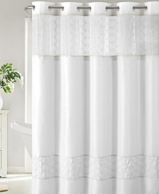 Downtown Soho 3-in-1 Shower Curtain