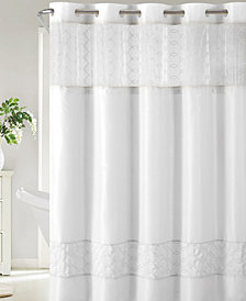 Hookless Downtown Soho 3-in-1 Shower Curtain
