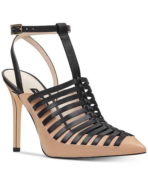 35b7164642e Nine West Tlank Strappy Pumps   Reviews - Pumps - Shoes - Macy s