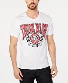 True Religion Men's Laurel Graphic T-Shirt