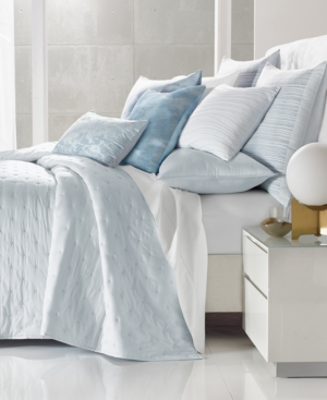 Closeout! Hotel Collection Ethereal King Coverlet, Created for Macy's Bedding
