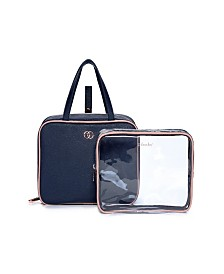 Caboodles Hanging Travel Tote Lifestyle