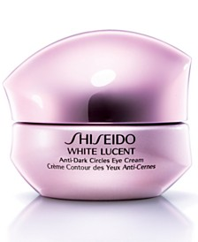 Shiseido White Lucent Anti-Dark Circles Eye Cream 0.5 oz.