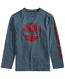 Timberland Big Boys Epsom Graphic Cotton T-Shirt