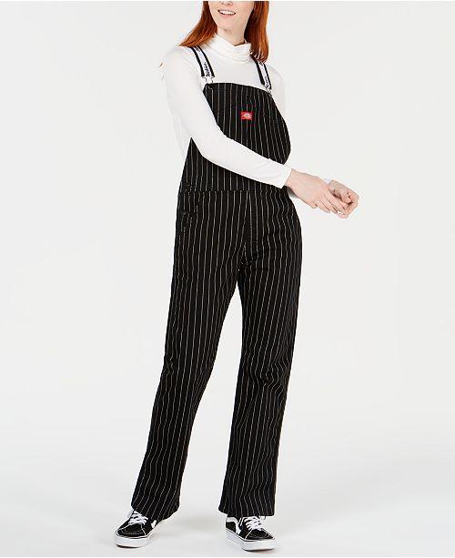 77ea78cdab5 Dickies Pinstripe Overalls   Reviews - Leggings   Pants - Juniors ...
