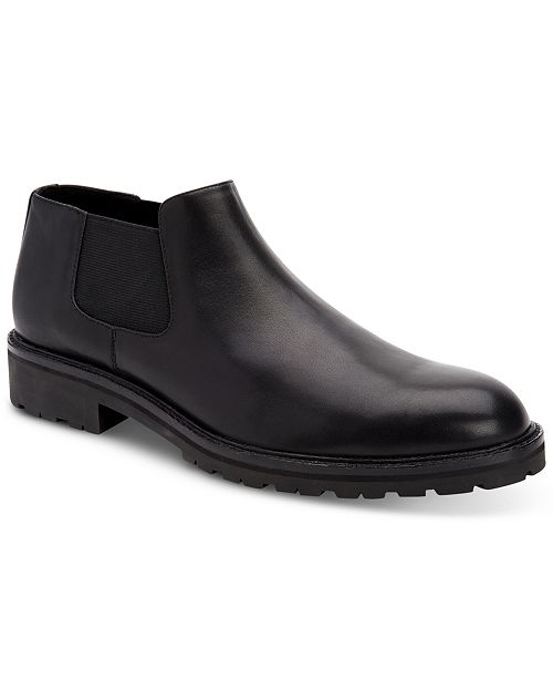 Calvin Klein Men's Udell Luxury Boots