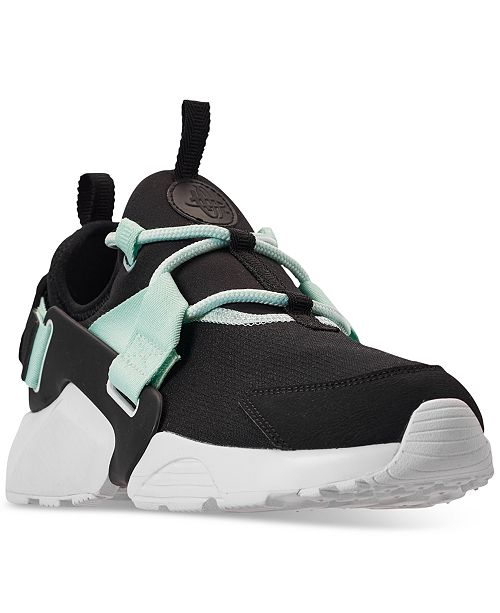 bf289d5836 Nike Women's Air Huarache City Low Casual Sneakers from Finish Line ...