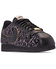 Nike Women's Cortez Classic SE Casual Sneakers from Finish Line