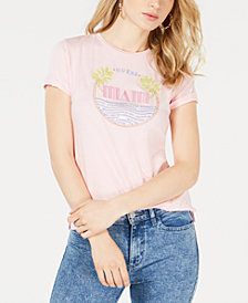 GUESS Party Graphic-Print T-Shirt