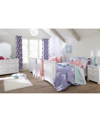 Roseville Twin Over Full Kids Bunk Bed