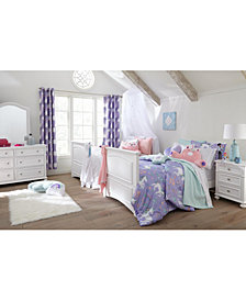 Roseville Kid's Bedroom Furniture Collection
