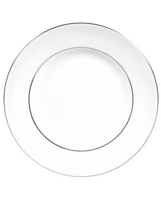 Dinnerware, Blanc sur Blanc Salad Plate
