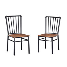 Balthazar Chairs (Set of 2), Quick Ship