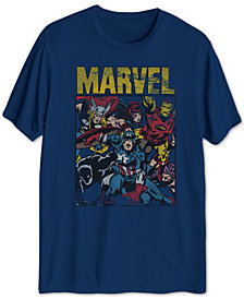 Marvel The Avengers Men's Graphic T-Shirt