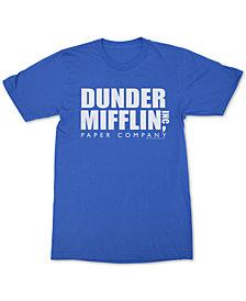 Dunder Mifflin Men's Graphic T-Shirt