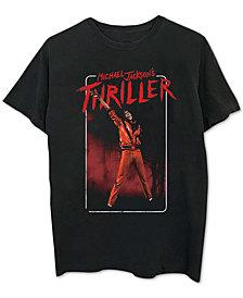 Michael Jackson Thriller Dance Men's Graphic T-Shirt