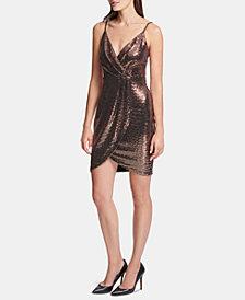 GUESS Metallic Dress