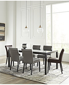Tate Dining Furniture Collection, Created for Macy's